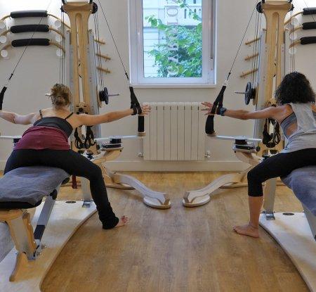 Gyrotonic Bilbao - Yoga & Pilates Bilbao