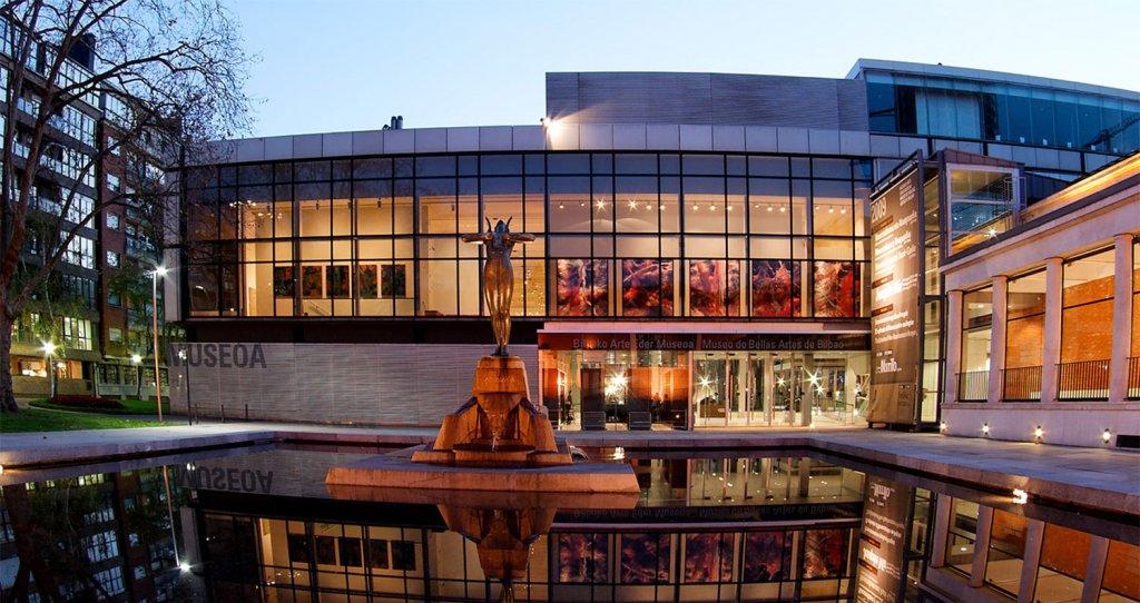 Museo Bellas Artes de Bilbao - Arte Siglo XIII hasta nuestros días