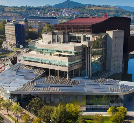 Palacio Euskalduna - Theatres and Cinemas Bilbao
