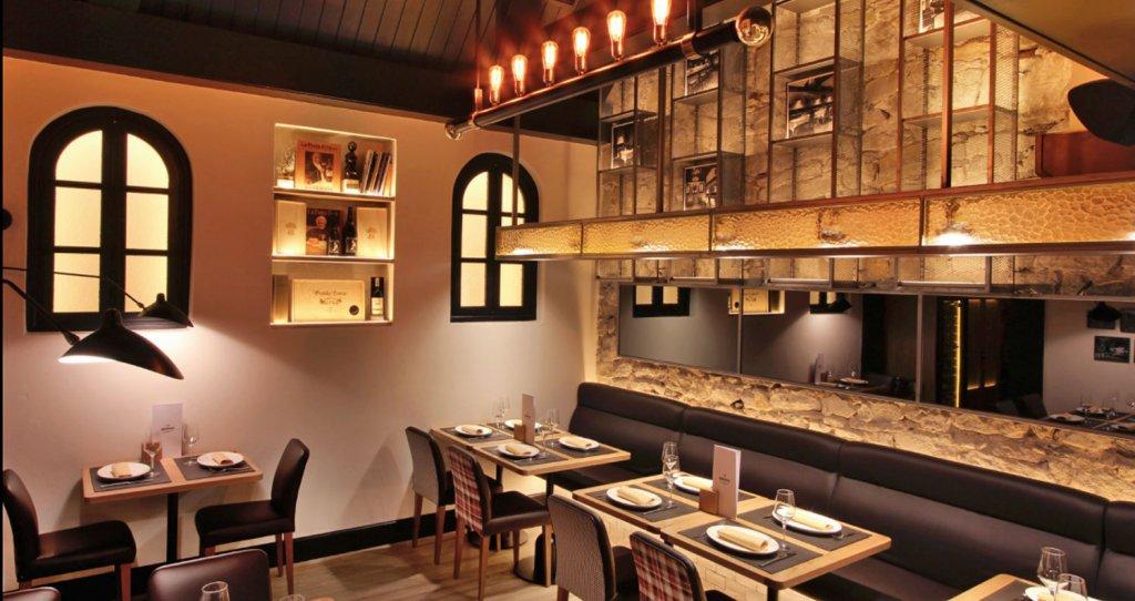 Restaurante Abando - Cocina de toda la vida en pleno centro de Bilbao - Restaurante Abando Aste Nagusia 2019