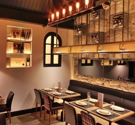 Abando Restaurant - Basque & Traditional Cuisine Bilbao