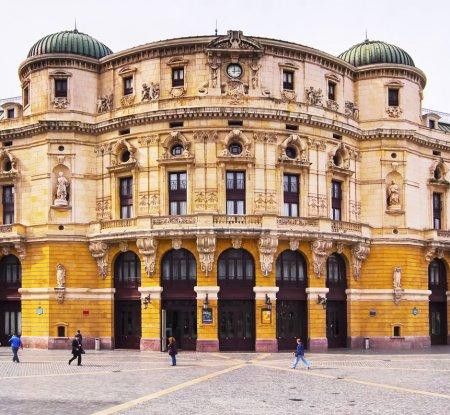 Arriaga Theatre - Theatres and Cinemas Bilbao