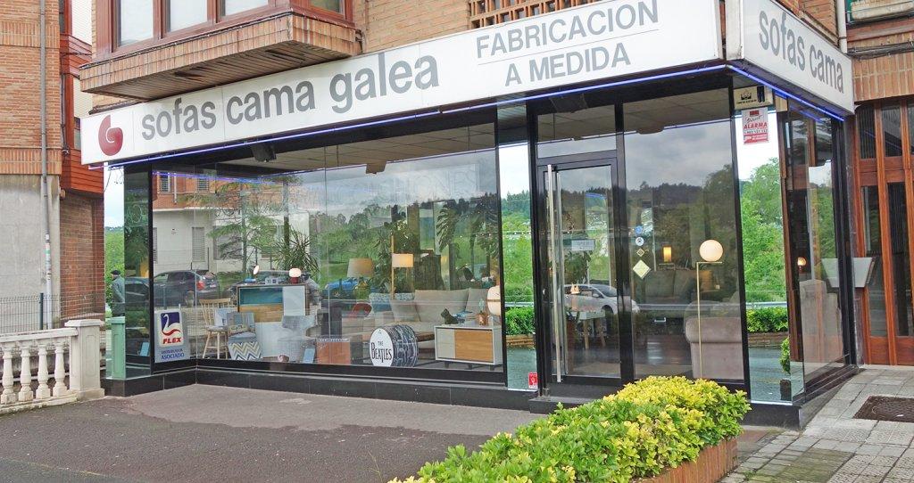Sofás Cama Galea Decoración - Sofas, couch, furniture in Getxo Bilbao