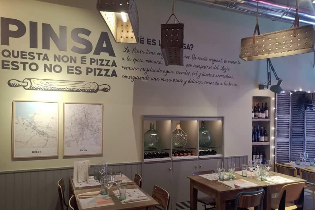 Casa Leotta Bilbao - It's not Pizza, it's PINSA! - Casa Leotta Bilbao ampliacion