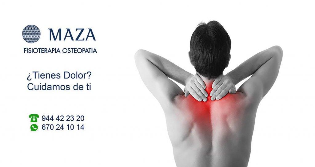 MAZA Fisioterapia Osteopatía - Fisioterapia y Osteopatía en Bilbao