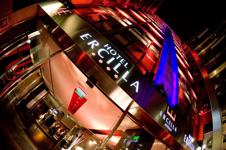 Bilbao Aste Nagusia 2018 en Hotel Ercilla.