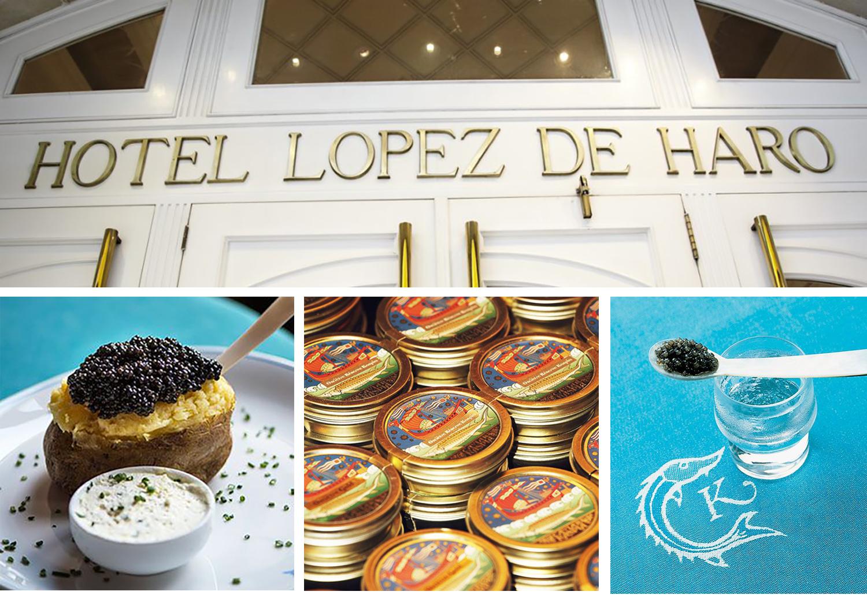 Bilbao Aste Nagusia 2017 en Hotel López de Haro