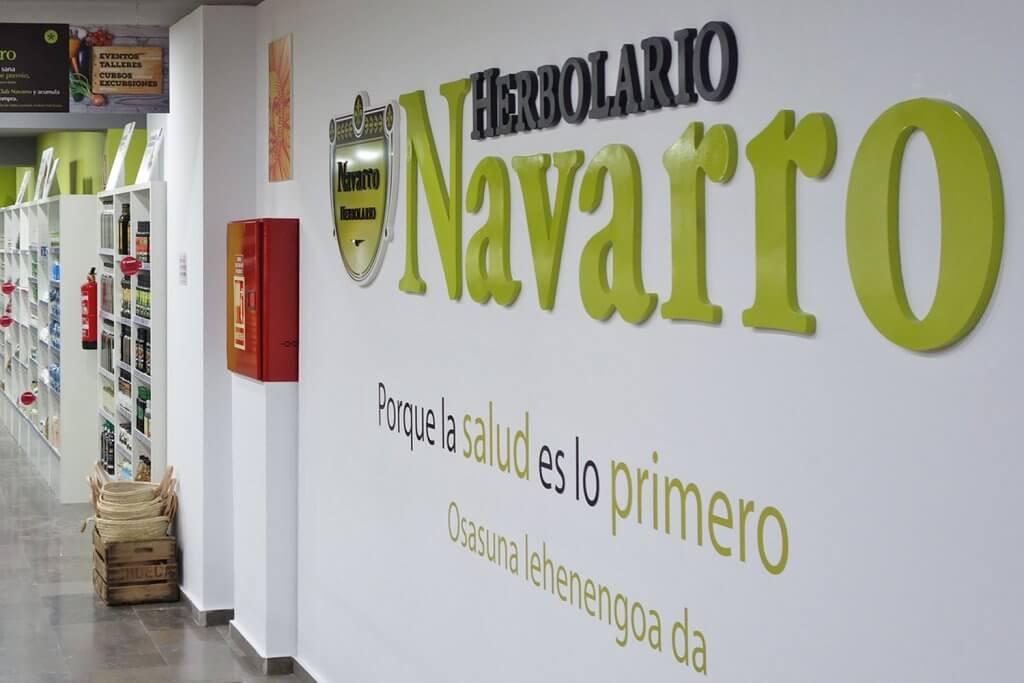 Herbolario Navarro eco tiendas en Bilbao Bizkaia - Herbolario Navarro en Bilbao