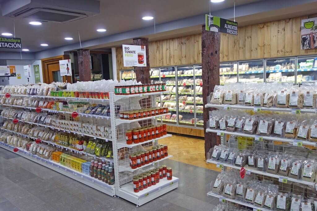 Herbolario Navarro eco tiendas en Bilbao Bizkaia
