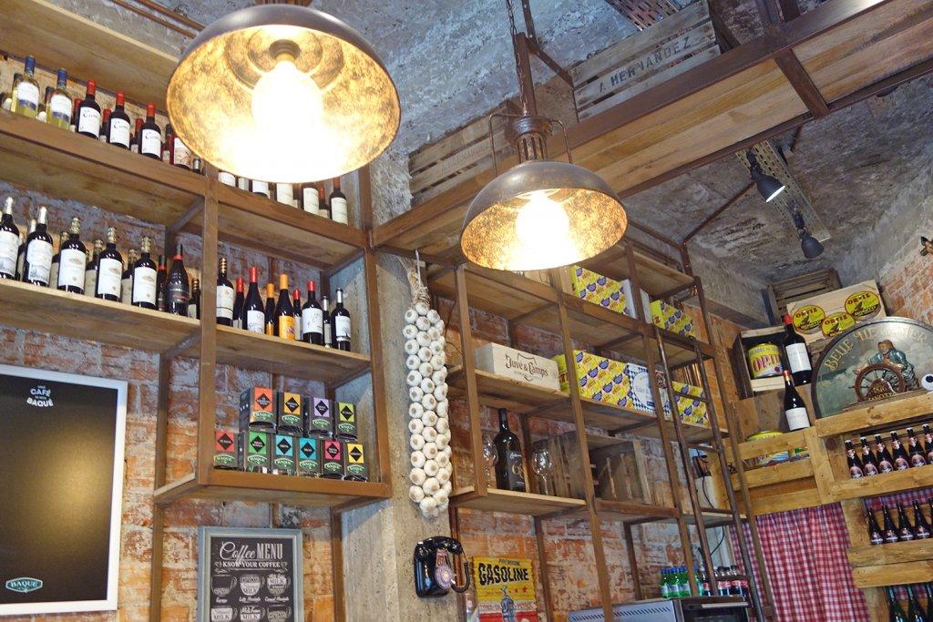 La Despensa del Ensanche - Food Pantry with take-away food Bilbao - La Despensa del Ensanche