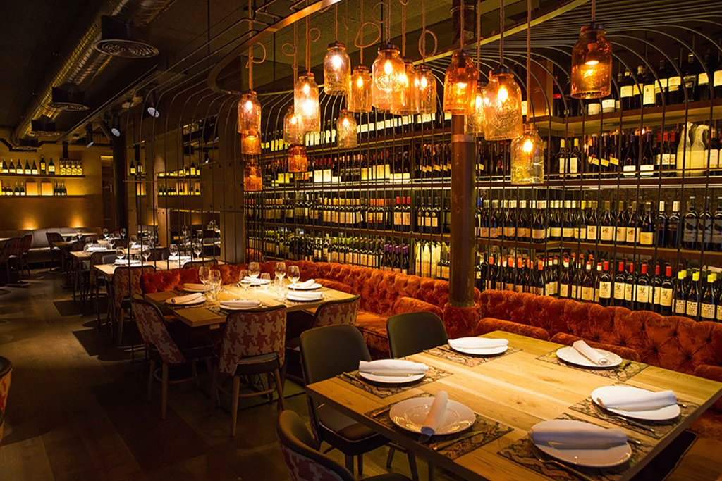Bilbao Berria - Cocina de Autor - Restaurantes en Bilbao - Very Bilbao - Bilbao Berria