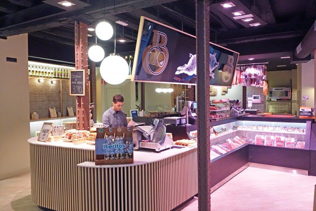 De Bellota - Delicatessen store of Iberian Bellota Ham Bilbao