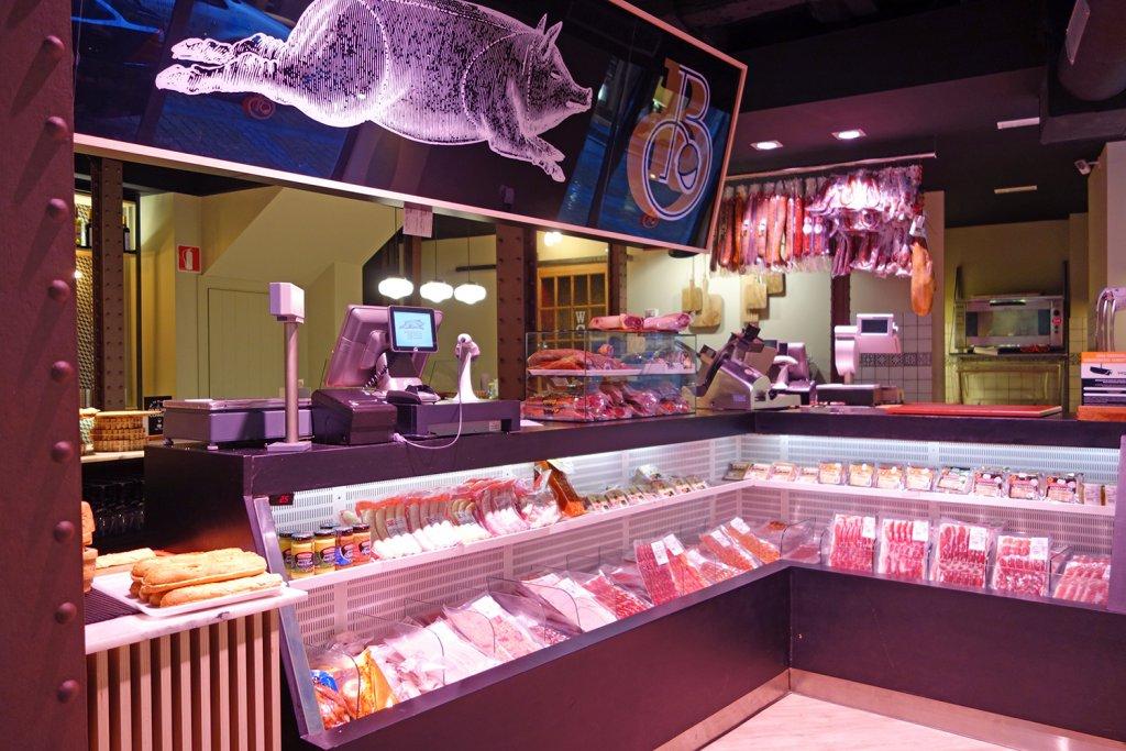 De Bellota - Tu tienda delicatesen de Jamón Ibérico de Bellota Bilbao