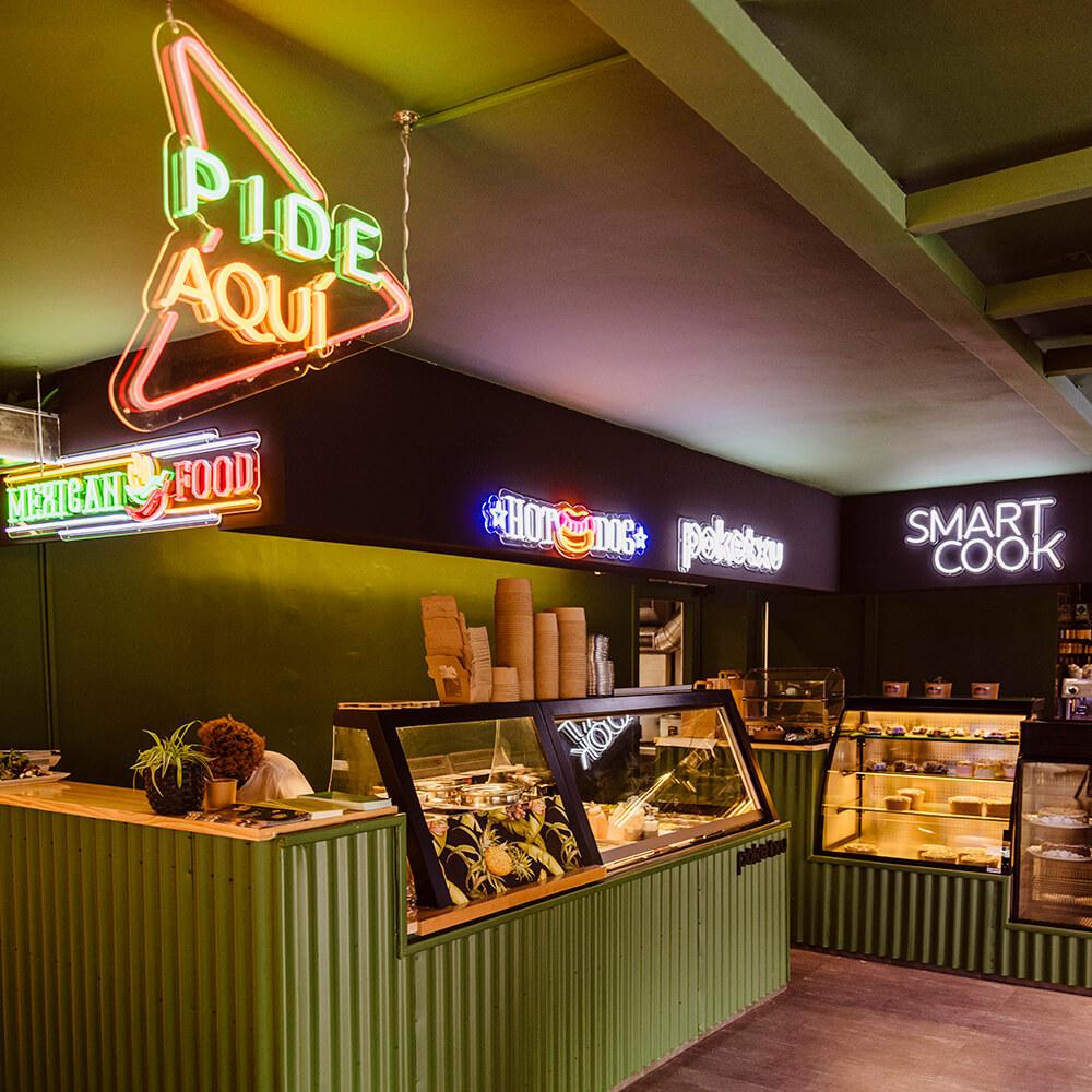 Knowmad. El primer food market saludable de Bilbao. - Knowmad Bilbao