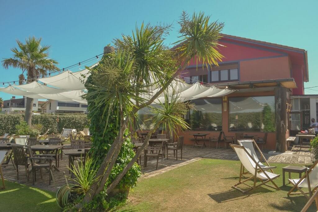 Milagros - Restaurante, bar, terraza y sushi-bar en un marco incomparable Bilbao - Milagros Barrika