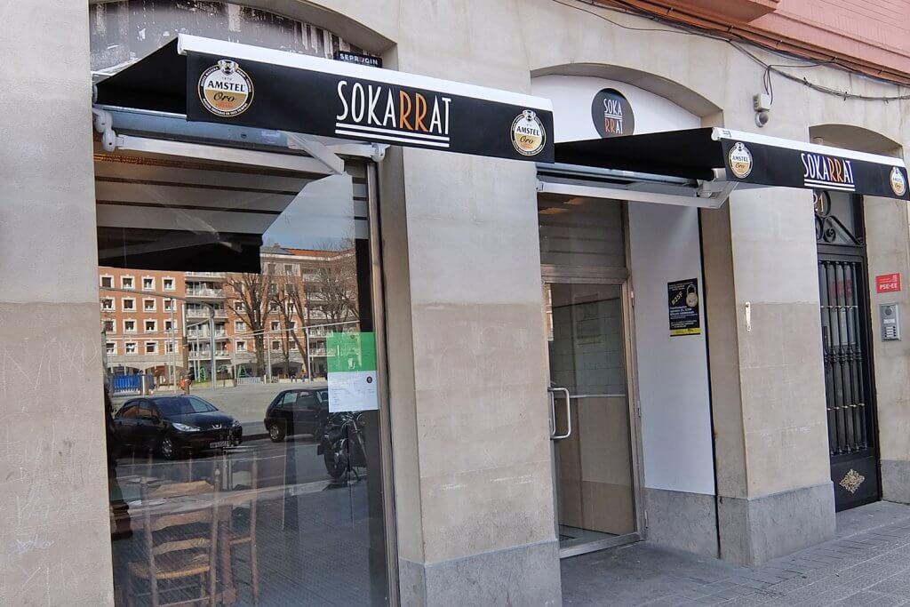 Sokarrat - Nueva arrocería en la zona de Bilbao la Vieja - Sokarrat Bilbao