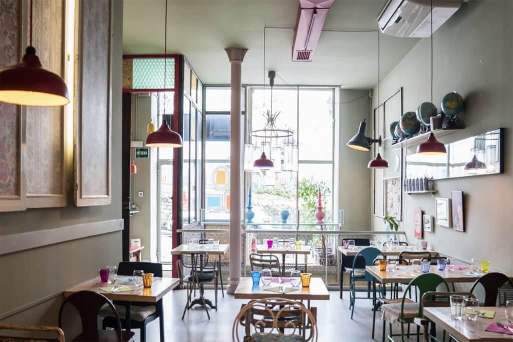 Restaurante Zurima - Cocina Internacional en Bilbao - Zurima