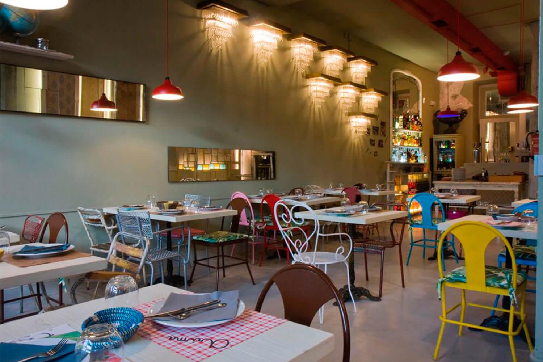 Restaurante Zurima en Bilbao