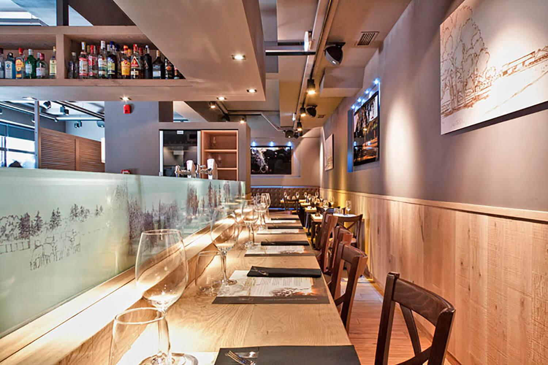Restaurante De Santa Rosalía Bilbao