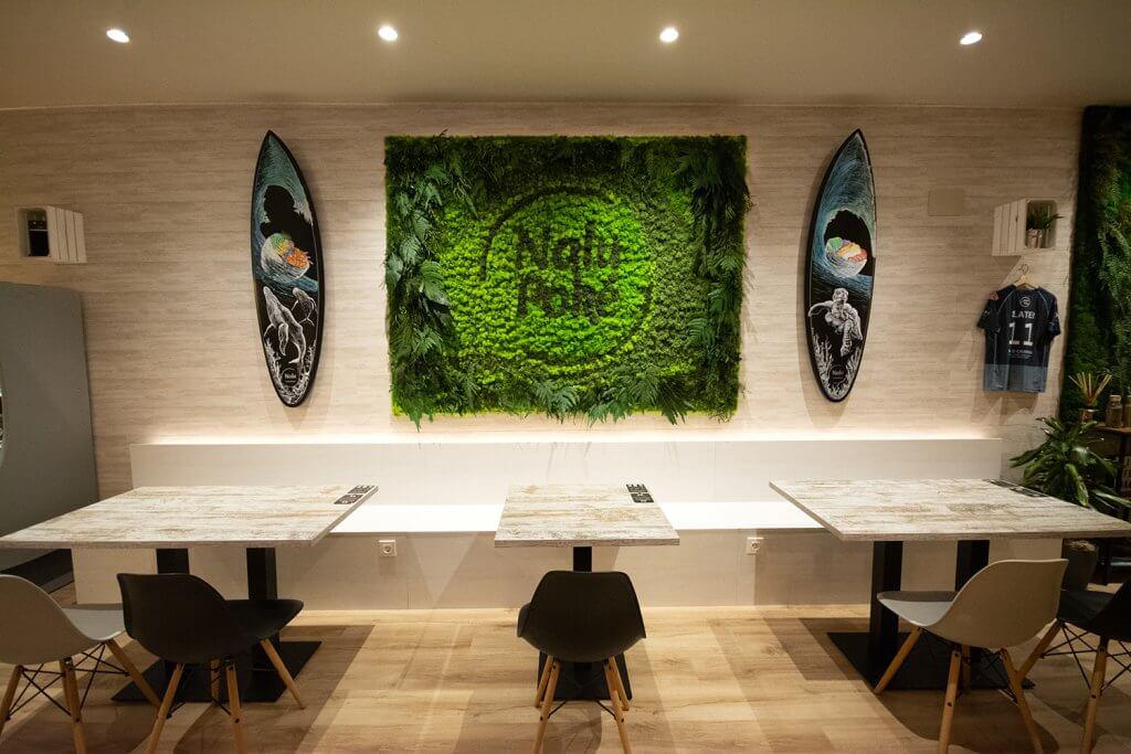 Nalu Poké - Primer surf bar de Bilbao donde degustar Poké y Açaí - Nalu Poke Bilbao