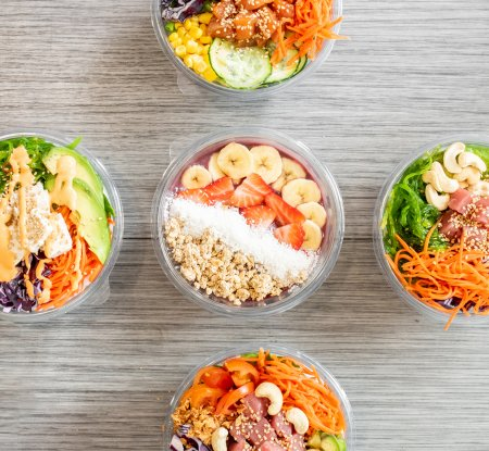 Pokai – Poke and Açai Bowls - International Cuisine Bilbao