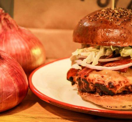 Tipula Burger - Cocina Urbana Bilbao