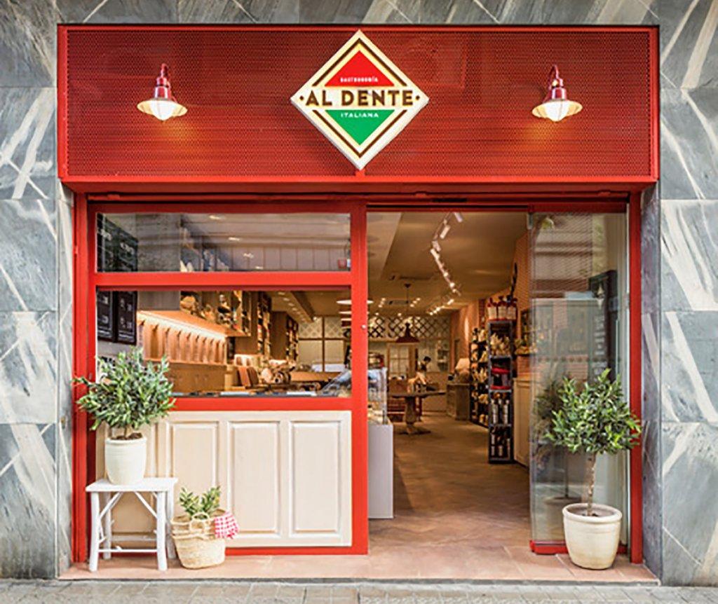 Al Dente Bilbao - Italian gastronomy in the center of Bilbao - Al Dente Bilbao