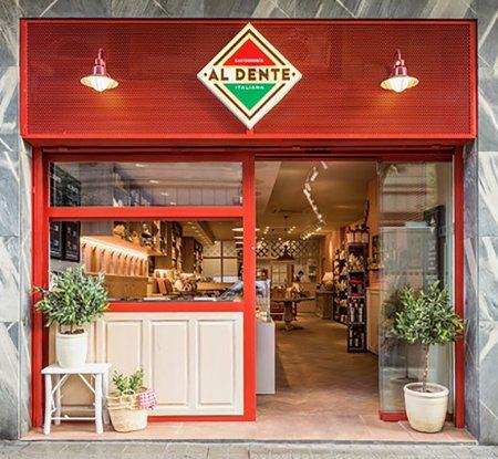 Al Dente - Delicatessen Bilbao