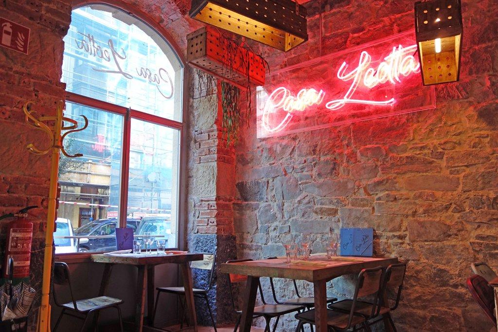 Casa Leotta Bilbao - It's not Pizza, it's PINSA! - Casa Leotta Bilbao