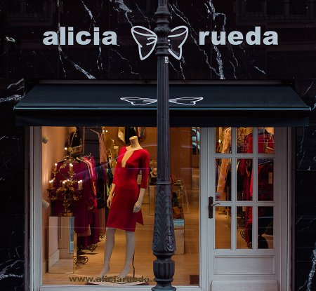 Alicia Rueda - Fashion Bilbao