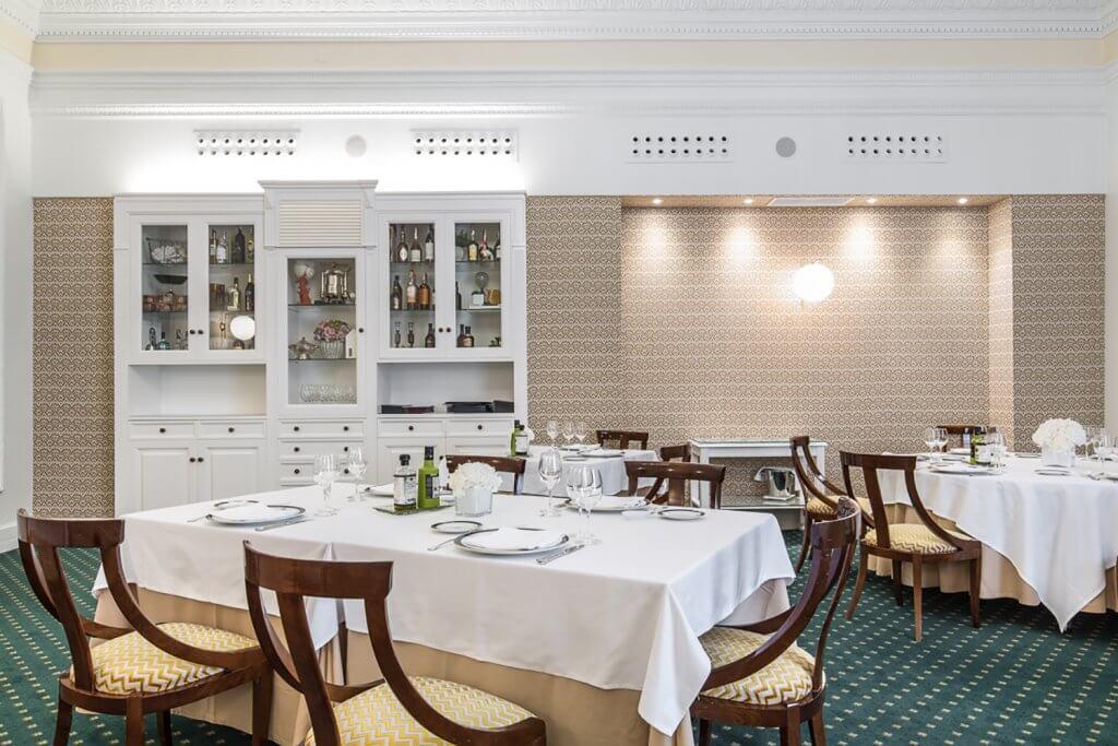 Artagan Restaurant. Seasonal Kitchen with modern avant-garde touches Bilbao