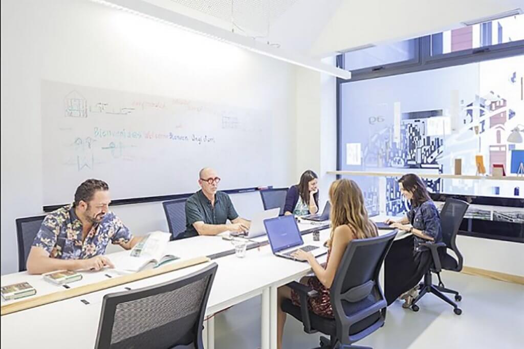 EHub! Coworking - Espacio de interconexión de personas en Bilbao. - ehub coworking