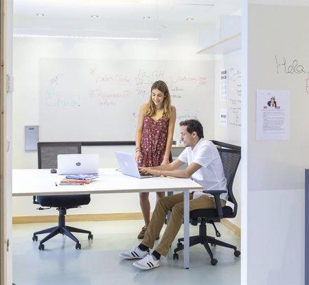 Ehub! Coworking - Salas de Eventos Bilbao