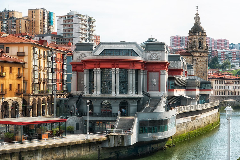 La Ribera Gastro-Plaza Bilbao