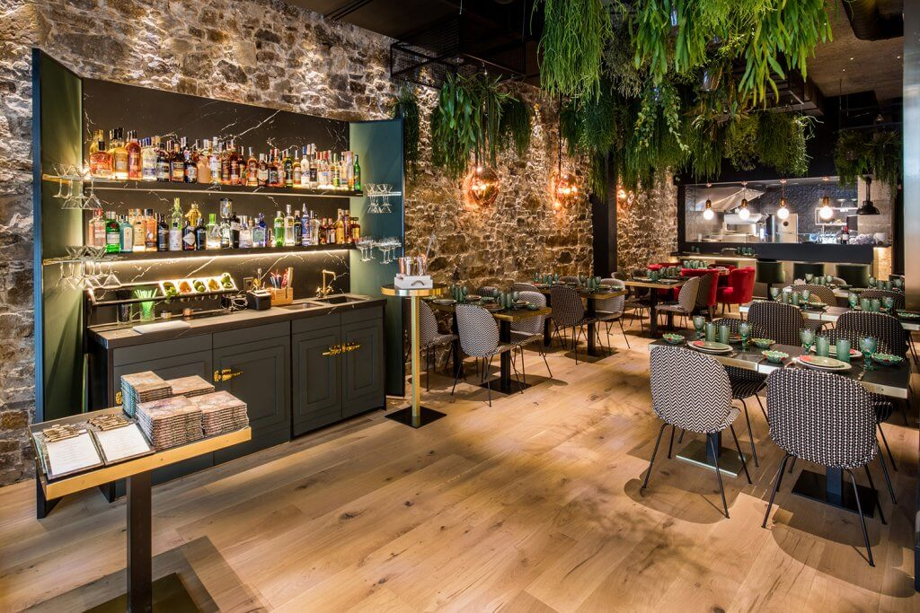 Basuki, the new social gastronomic space in Bilbao. - Restaurante Basuki Bilbao