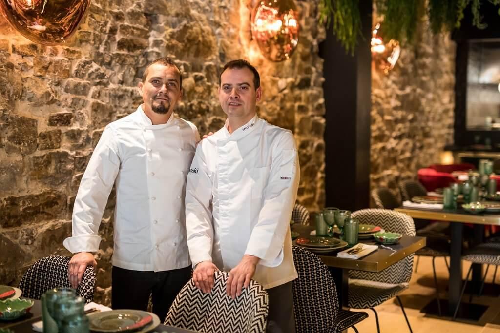 BASUKI - Un nuevo espacio de gastronomía social y cócteles en Bilbao.