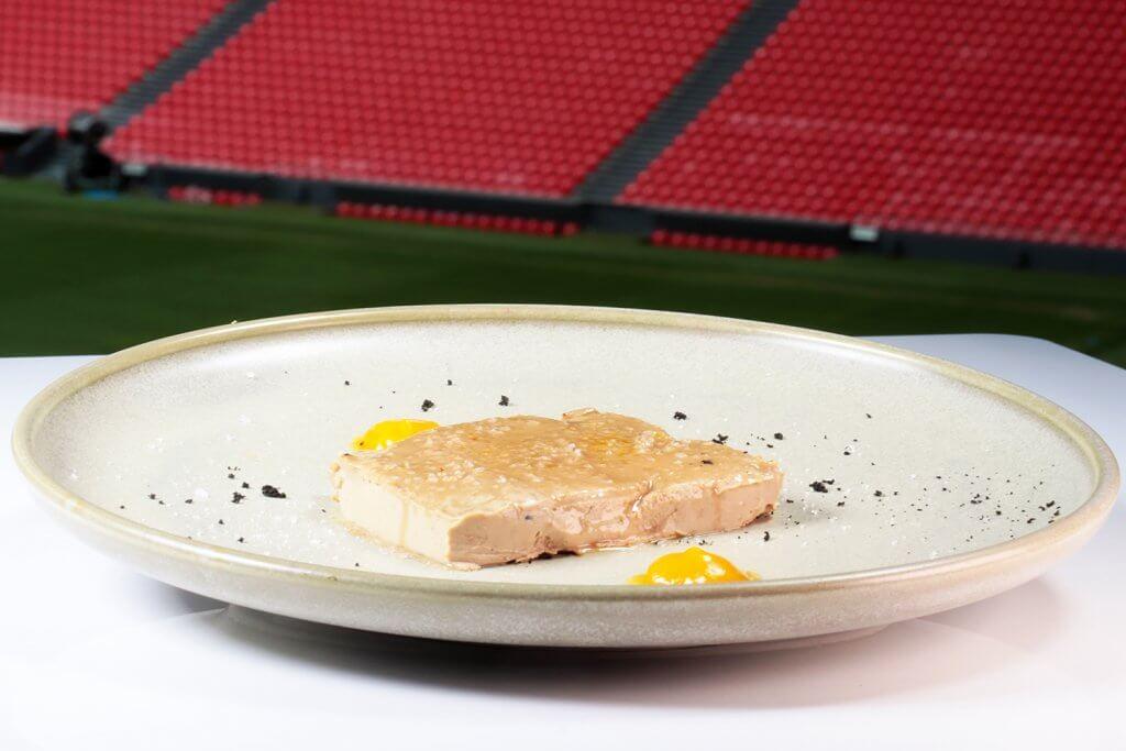 Bienvenidos al Restaurante San Mamés Jatetxea by Fernando Canales, en Bilbao. Disfruta de los platos más importantes de la cocina local en el estadio San Mamés del Athletic Club - Restaurante San Mamés Jatetxea Bilbao