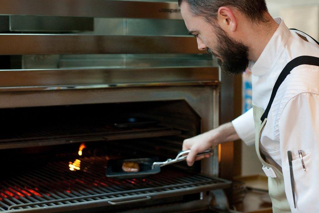 Eneko Bilbao, restaurante del chef Eneko Atxa en el Palacio Euskalduna - ENEKO Bilbao