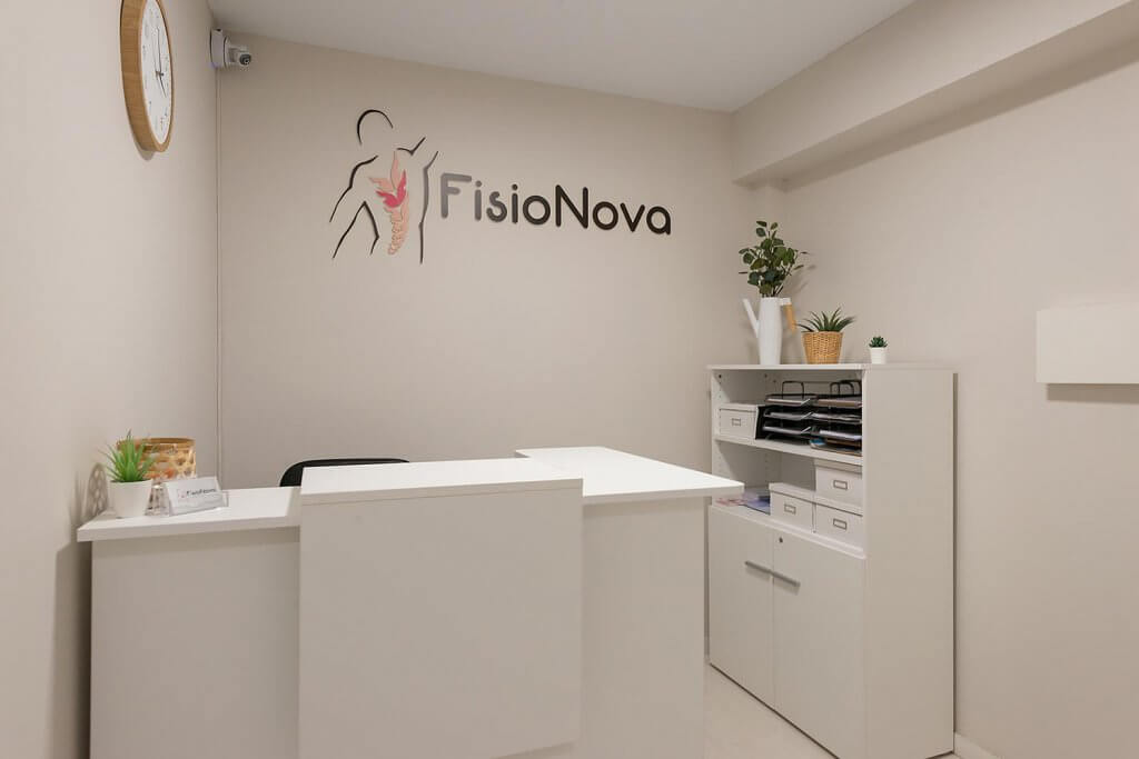 FisioNova - Your physical therapy clinic in the center of Bilbao. - Fisionova - Fisioterapia y Masaje en Bilbao