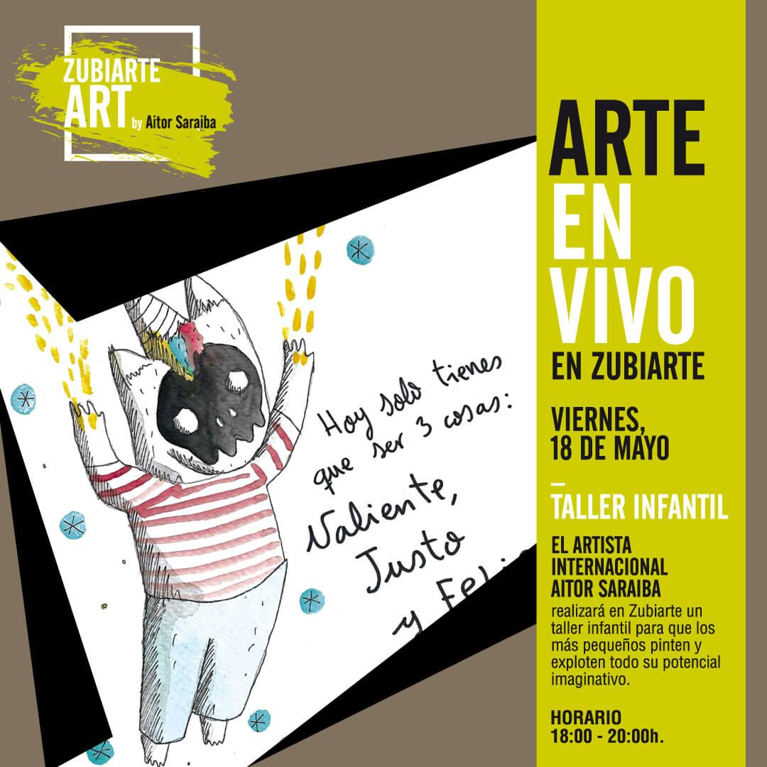 Aitor Sarabia en Zubiarte