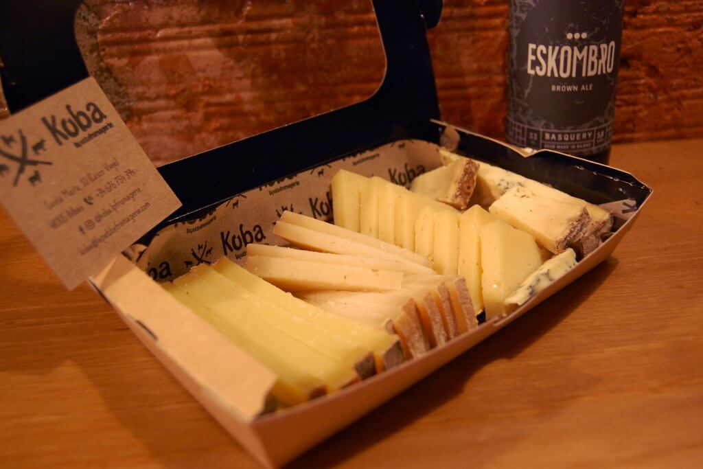 KOBA is your corner of Bilbao for enjoying cheese - KOBA tienda de quesos en Bilbao
