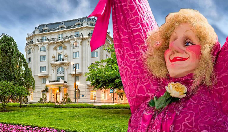 Hotel Carlton Aste Nagusia 2018