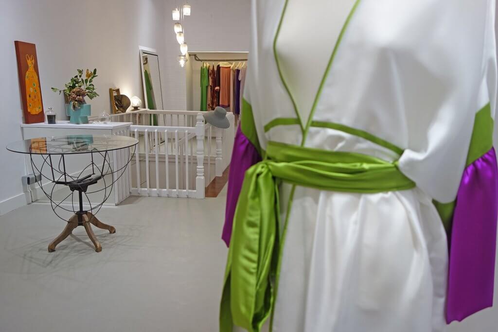 Maribel Dilló - Bridal designer and Bilbao atelier for wedding dresses. - Maribel Dilló - Vestidos de novia, madrina e invitada en Bilbao