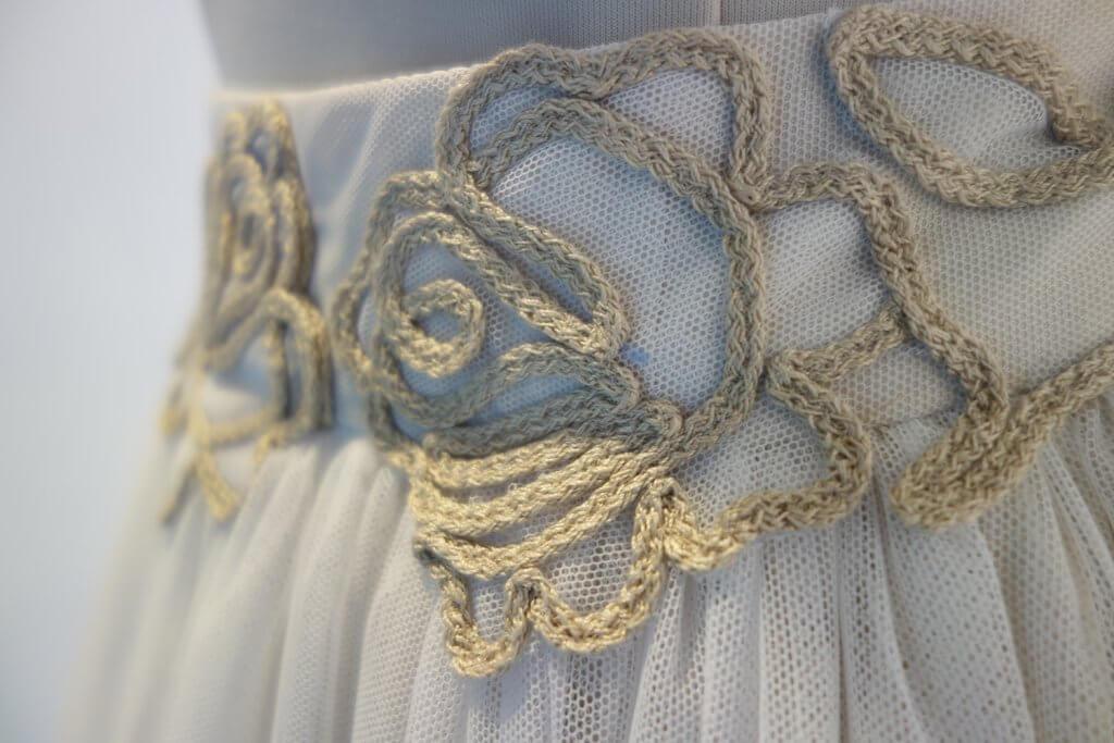 Maribel Dilló - Bridal designer and Bilbao atelier for wedding dresses.