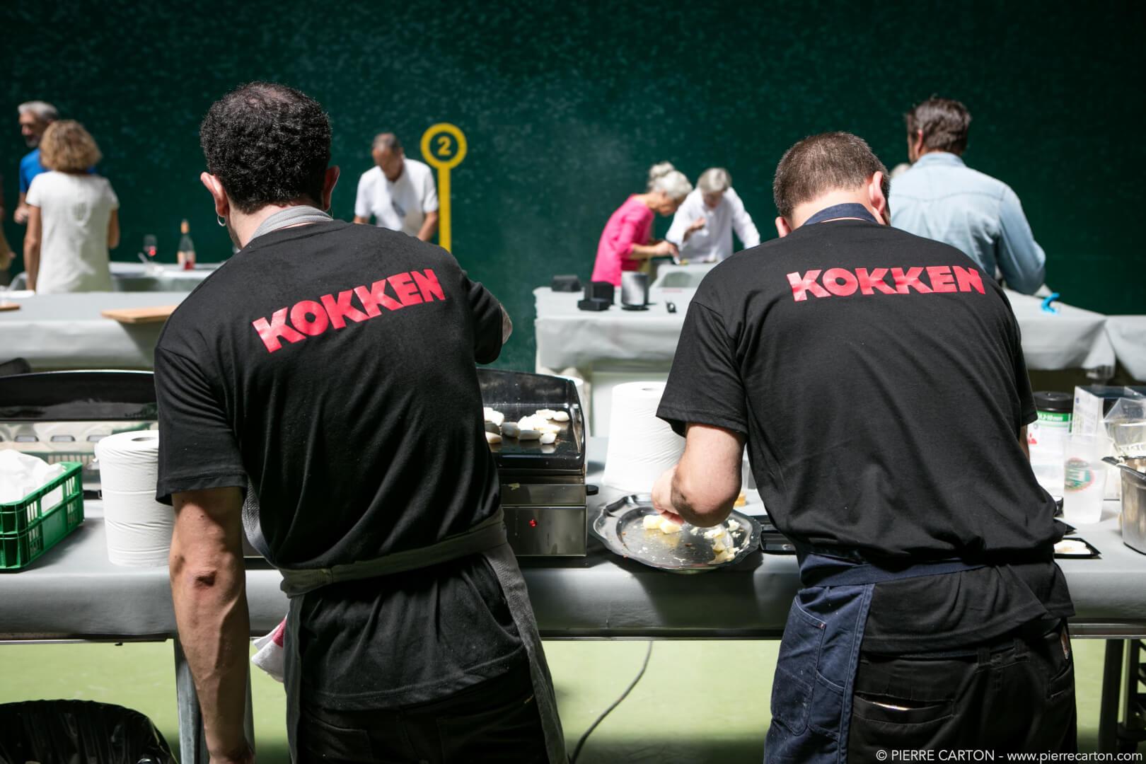Poteo Gastronomika. Festival gastronómico en Bayona