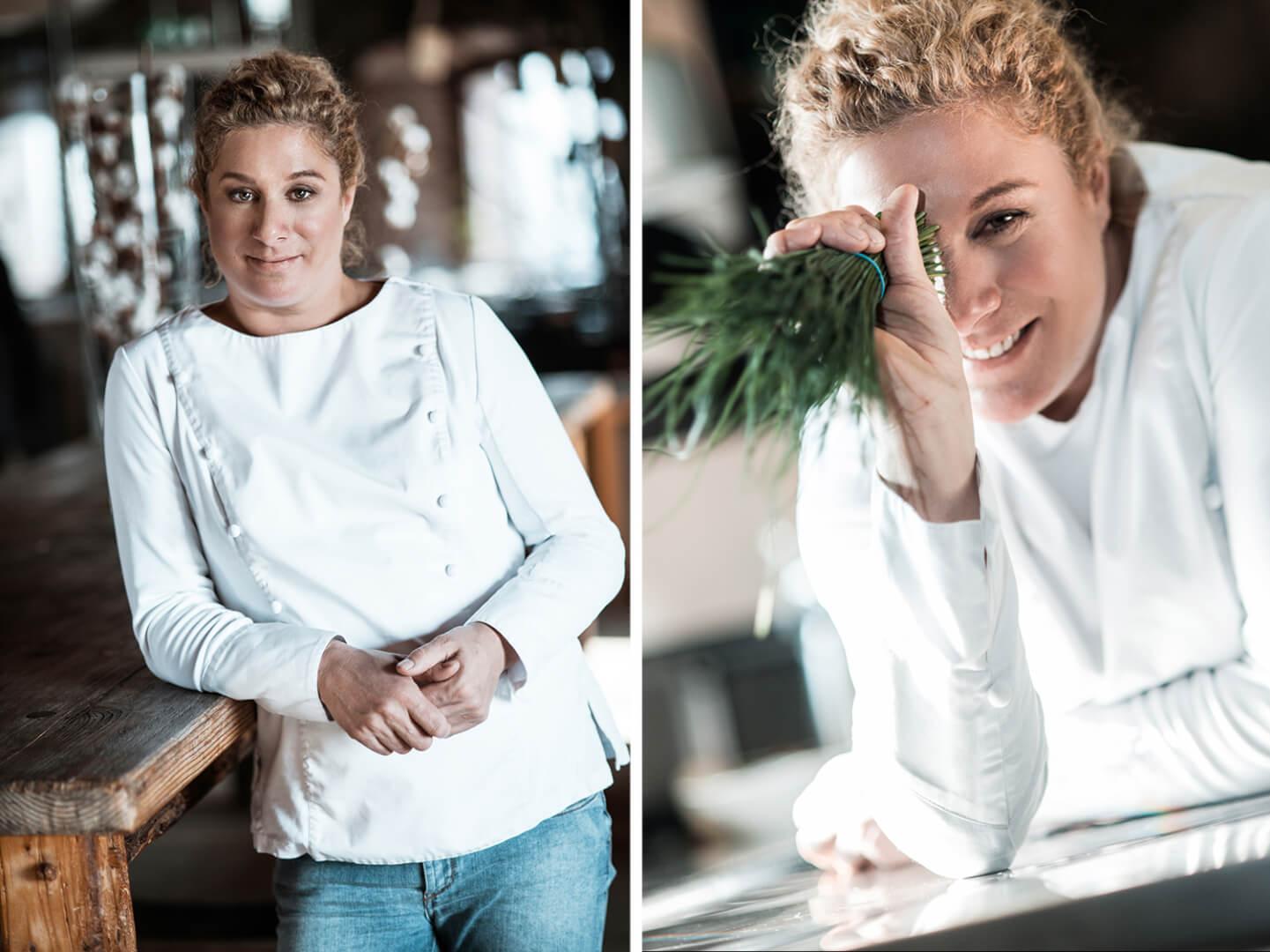 Ana Roš, del restaurante Hiša Franko (Ph Suzan Gabrijan)