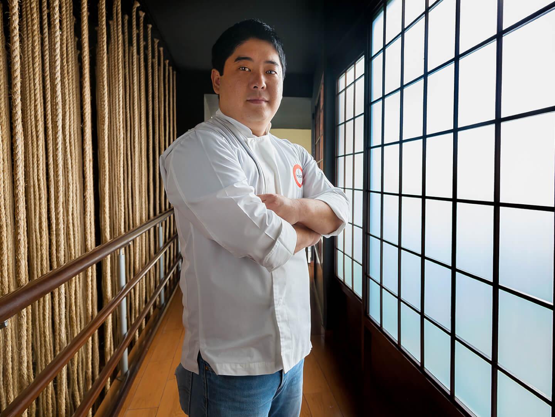 Mitsuharu 'Micha' Tsumura, del restaurante Maido