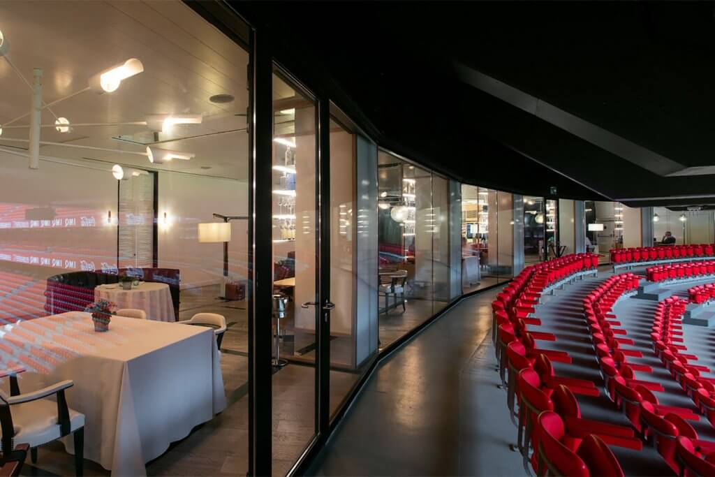 San Mames Stadium Restaurant - fusion of flavors in a unique enclave in Bilbao - Restaurante San Mamés Jatetxea Bilbao