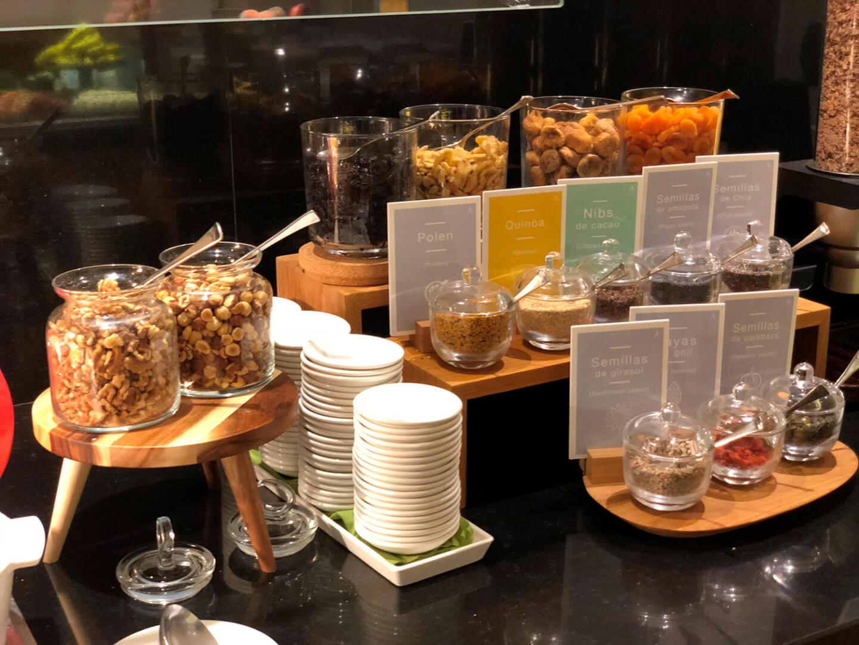 Hotel Barceló Bilbao Nervión - Desayuno B-LikEat