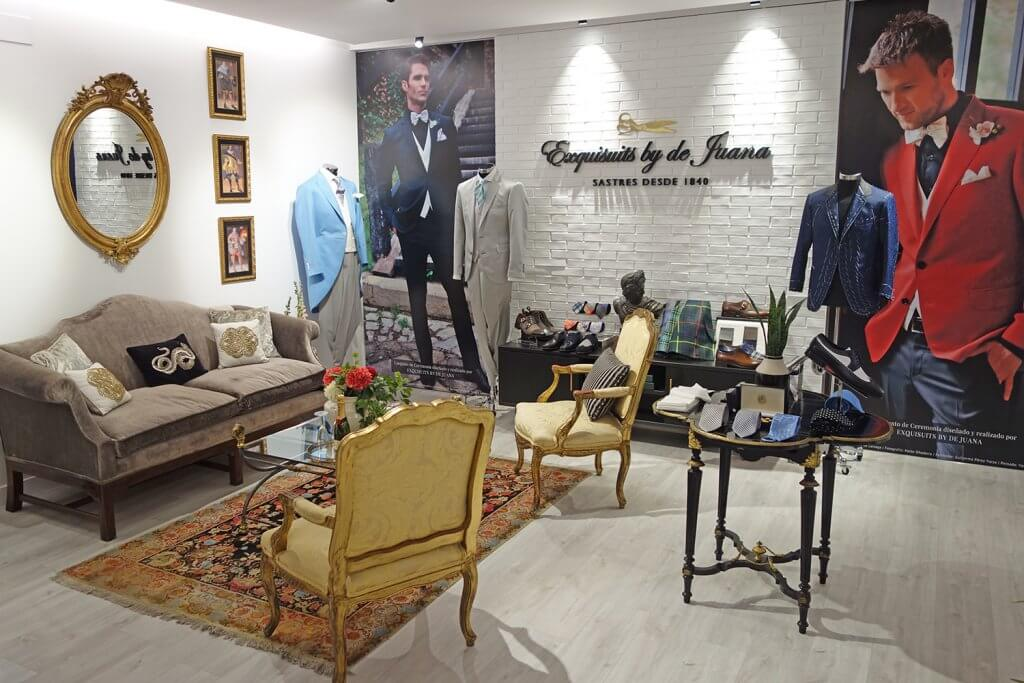 Exquisuits by de Juana - Maximum quality for your groom´s suits in Bilbao